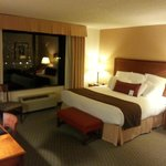 Coast Wenatchee Center Hotel resmi