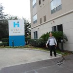 Foto van HYATT house Houston/Galleria