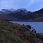 Llyn Ogwen. approx 20miles from venue