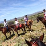Kango Horse Riding Foto