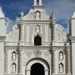 The front of Iglesia de Mercedes