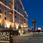 Four Points by Sheraton Knoxville Cumberland House Foto