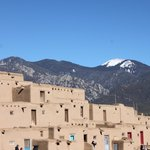 Taos Pueblo (about 15 minutes away from hotel)