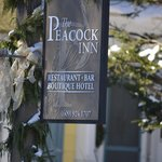 Foto de The Peacock Inn