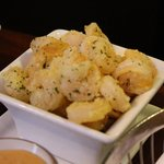 popcorn shrimp happy hour special