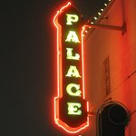 The Palace where they performed in Grapevine, TX.