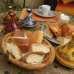 Dar Rania - Breakfast
