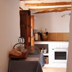 Kitchen of Casita Liebre