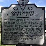 A historical marker