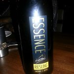 If you like Riesling that's not too sweet nor dry order this bottle at Bristol Seafood Grill.