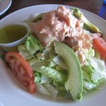 daily special lobster salad