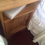 Broken cupboard