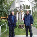our catch of the day - silvers
