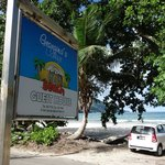Georgina's Cottage Beach Guesthouse resmi