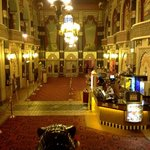 The Oriental Theater lobby