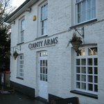 The County Arms resmi