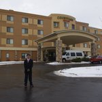 Foto van Courtyard by Marriott Missoula