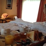 The Kings Head Hotel - Breakfast in Bed