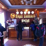 Sapa Summit Hotel Foto