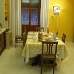 Bild från The Home in Rome Kosher Bed and Breakfast