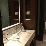 bathroom in a retreat room