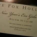 The Inn At Fox Hollow Hotel Foto