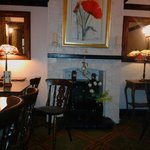 Alcove dining area, 3 Horseshoes