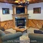 Φωτογραφία: Sojourner's Lodge & Log Cabin Suites