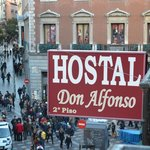 Hostal Don Alfonso Foto