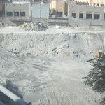 cantiere adiacente hotel