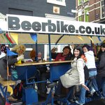 beerbike tour in Town was great with the stay