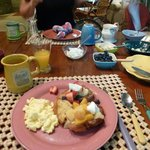 Foto de Mountain Laurel Inn Bed & Breakfas