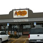 Cracker Barrel - Batesville, Mississippi