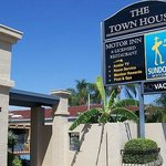 Foto de The Town House Motor Inn