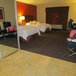 Foto de Hampton Inn & Suites Fort Worth / Forest Hills
