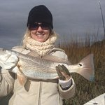 Birthday Redfish! Caught over 20 and a record for me at 32 inches!