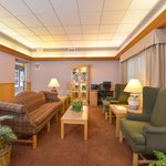 Foto de BEST WESTERN Eldreth Inn at Mt. Jefferson