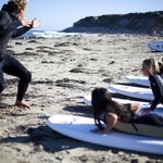 iSurf - A Surf School For Women