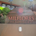 Milflores entrance