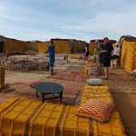 Foto van Bivouac Radoin Sahara Expeditions