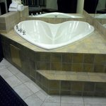 Beautiful large Jacuzzi suite