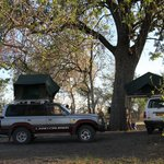 Foto de Third Bridge Campsite