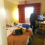 Foto de Holiday Inn Express Chester-Racecourse