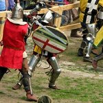 medieval fights. everything real!