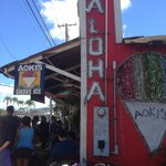 Photo of Aoki's Shave Ice