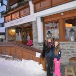 Hotel Chalet Capriolo Foto