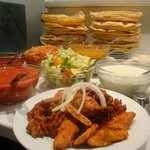 Mushtaqs Buffet Starters - 3 course £11.99
