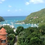 Photo de Marigot Bay