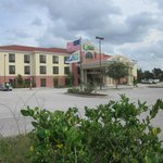 Holiday Inn Express Sebring resmi