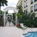 Hampton Inn Palm Beach Gardens resmi
